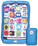 iscream Sweet Apps! Smartphone Shaped 16'' x 10'' Microbead Accent Pillow