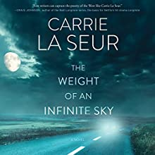 The Weight of an Infinite Sky: A Novel Audiobook by Carrie La Seur Narrated by James Patrick Cronin