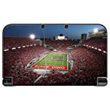 College Football Stadiums New 3DS XL 2015 Vinyl Decal Sticker Skin by Compass Litho
