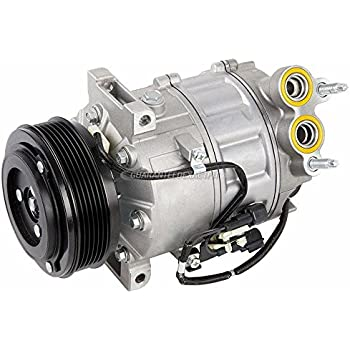 AC Compressor & A/C Clutch For Volvo XC90 & S80 2005-2011 - BuyAutoParts 60-03119NA New