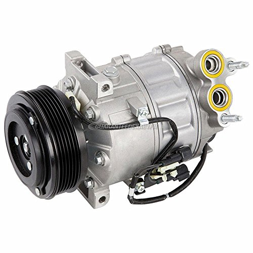 AC Compressor & A/C Clutch For Volvo XC90 & S80 2005-2011 - BuyAutoParts 60-03119NA New ()