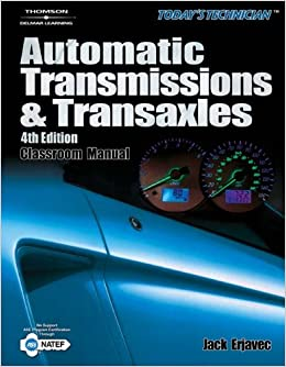 Today's Technican: Automatic Transmissions and Transaxles (2 volume set)
