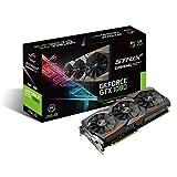 ASUS GeForce GTX 1080 8GB ROG STRIX OC Edition Graphic Card STRIX-GTX1080-O8G-GAMING by ASUS Computer International Direct