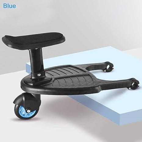 Teabelle Infantil Cochecito Pedal Adaptador Placa de la ...
