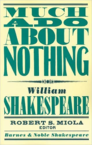 much ado about nothing barnes noble shakespeare
