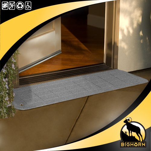Big Horn Ramp Color: Granite Grey by SafePath Products