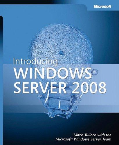 Introducing Windows Server 2008