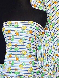 a2874cca961 100% Cotton Interlock Knit T-Shirt Fabric | Soft Stretchy Double Knit Jersey