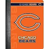 C.R. Gibson Composition Book, Chicago Bears, Orange (N943827WM)
