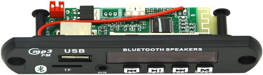 Hrph Neue Drahtlose Bluetooth 12v Mp3 Wma Decoder Board Audio Modul Tf Usb Radio Für Auto Audio Hifi