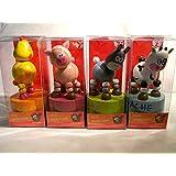 Figurine en bois Wakouwas 4 modèles au choix contactez vendeur pour choisir
