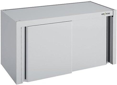 Visiodirect Armoire Murale En Inox L1600 X P400 X H600 Mm Amazon