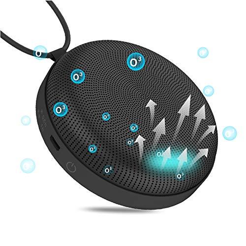 SUNBON Mini Portable Air Cleaner Deodorizer Eliminator Ozone