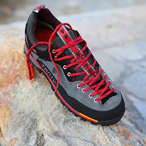 Sneakers Scarpe Uomo Montagna Da Trekking Passeggiata Respirabile Sportive Escursionismo RjA354L