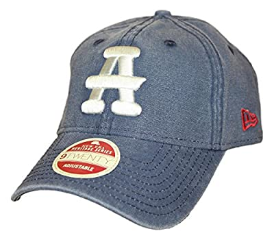 Atlanta Black Crackers New Era 9Twenty Negro League Classic Wash Adjustable Hat from New Era