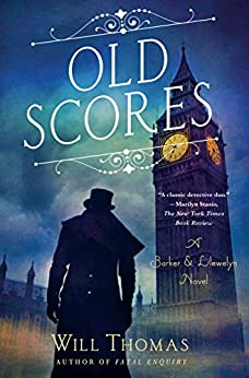 Old Scores: A Barker & Llewelyn Novel by [Thomas, Will]