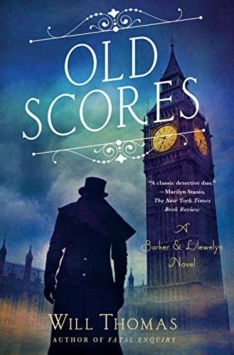 Old Scores: A Barker & Llewelyn Novel