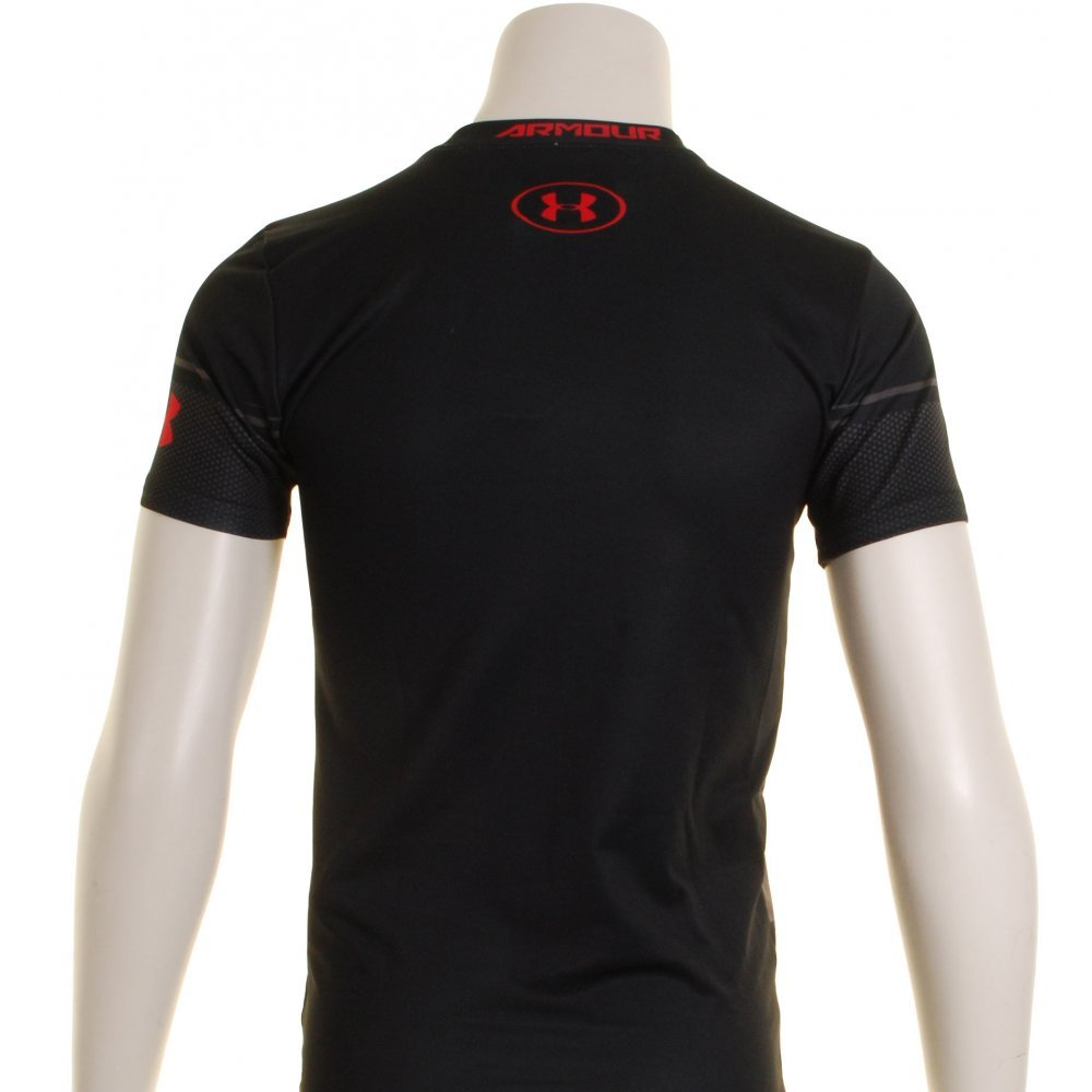 Under Armour Star Wars Compression Kids Base Layer Top X Small Vader by Under Armour (Image #4)