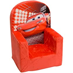 Marshmallow Fun Furniture High Back Chair Cars Assortment