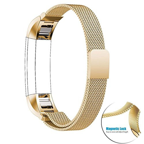 No1seller Magnetic Milanese Stainless Bracelet