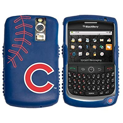 iFanatic MLB Chicago Cubs Cashmere Silicone Blackberry Curve Case from iFanatic