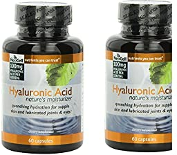 Neocell Hyaluronic Acid , 100 Mg, 60 Count (Pack of 2)