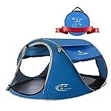 Pop Up Tent Beach Cabana Automatic Instant Setup Review and Comparison