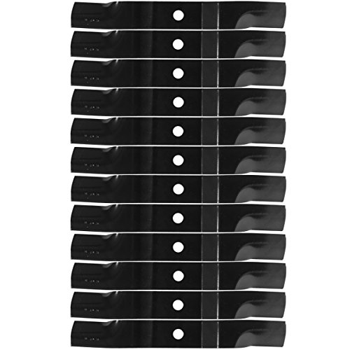 (12PK Oregon Lawn Mower Blade 54