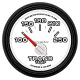 Auto Meter 8549 Factory Match Transmission Temperature Gauge by Auto Meter