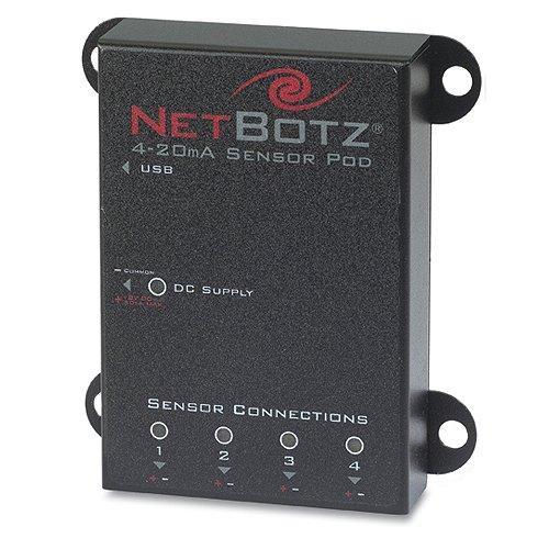 - Apc Netbotz Sensor Pod 4-20MA with USB Cable - 16FT 5M