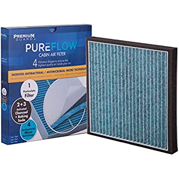 Pureflow Cabin Air Filter Pc5876x Fits 2007 15 Ford Edge 2007 15 Lincoln Mkx 2008 Mkz 2007 15 Mazda Cx 9