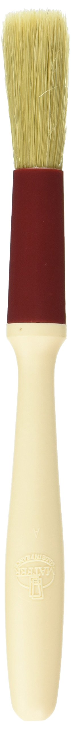Matfer Bourgeat 116020 Round Pastry Brush