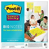 Post-it 55.8 x 55.8 cm Big Super Sticky Notes - Neon Green