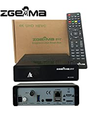 ZGEMMA H9T mit DVB-T2 / C Kabel Tuner 4K UHD Kabelreceiver