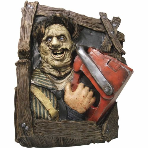 Rubie's Leatherface Wallbreaker Decoration