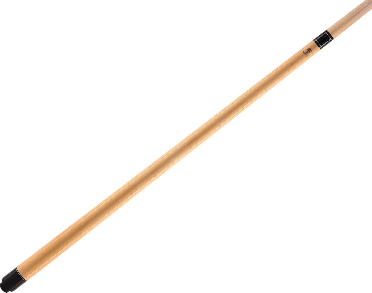 McDermott Lucky L4 Maple//No Wrap Pool//Billiard Cue Stick Honey Free Case