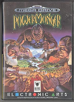 Mega Drive - Power Monger: Amazon.es: Videojuegos