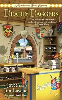 Deadly Daggers (Renaissance Faire Mystery Book 3) by [Lavene, Joyce, Lavene, Jim]
