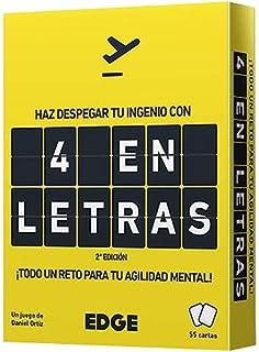 Think Fun Letra A Letra Juego De Mesa Tf1513 Amazon Es