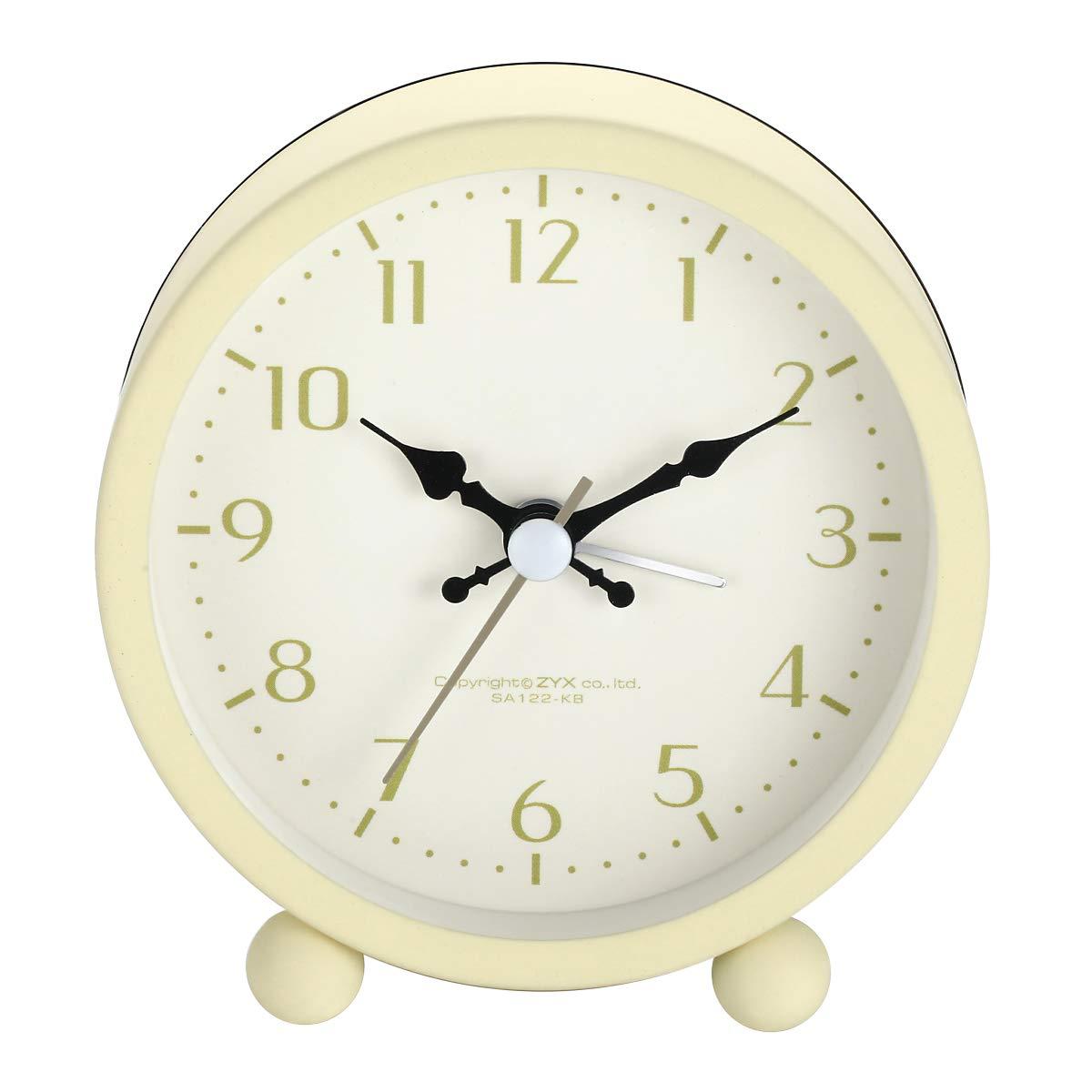 Rose PINGHE R/éveil R/éveil pour Enfants R/éveil de Bureau R/éveil Classique R/éveil Silencieux R/éveil Simple