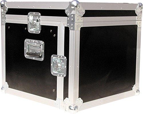 (Eurolite 10x6 Mixer/Amp Combo Rack Case 10 X 6 U)
