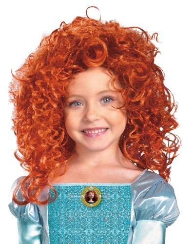 Brave-Merida Wig