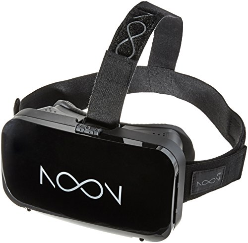 NOON VR PLUS - Virtual Reality Headset with VR Streaming from your PC to your Smartphone (NVRG-02)