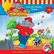 Benjamin und der kleine Hund (Benjamin Blümchen 78) | Ulli Herzog