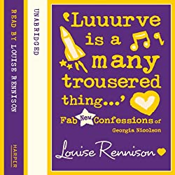Confessions of Georgia Nicolson (8) – 'Luuurve is a many trousered thing…'