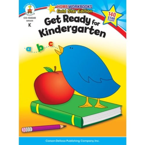 Hwk Get Ready for Kindergarten Grade K