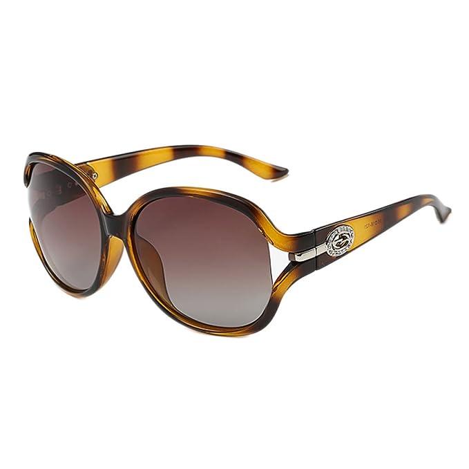 Gafas De Sol Polarizadas Para Mujer Gafas De Sol Polarizadas Classic Fashion Big Box, A-OneSize: Amazon.es: Ropa y accesorios