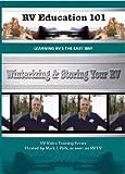 RV Winterizing and Storing DVD