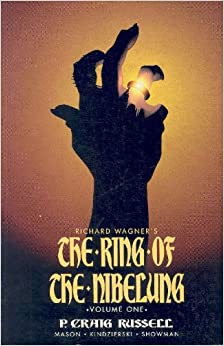 The Ring Of The Nibelung Hardcover Book