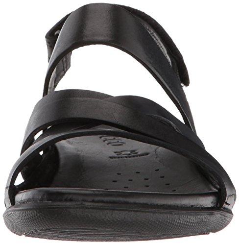 Ecco Womens Womens Blinke Uformell Sandal Sort ...